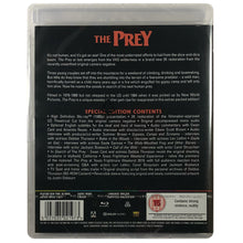 Load image into Gallery viewer, The Prey Blu-Ray