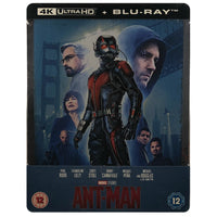 Ant-Man 4K Steelbook