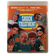 Load image into Gallery viewer, Shock Treatment Blu-Ray