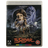 The Slayer Blu-Ray