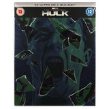 The Incredible Hulk (2008) 4K Steelbook