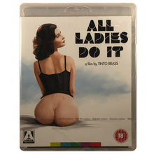 Load image into Gallery viewer, All Ladies Do It Blu-Ray