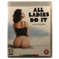 All Ladies Do It Blu-Ray