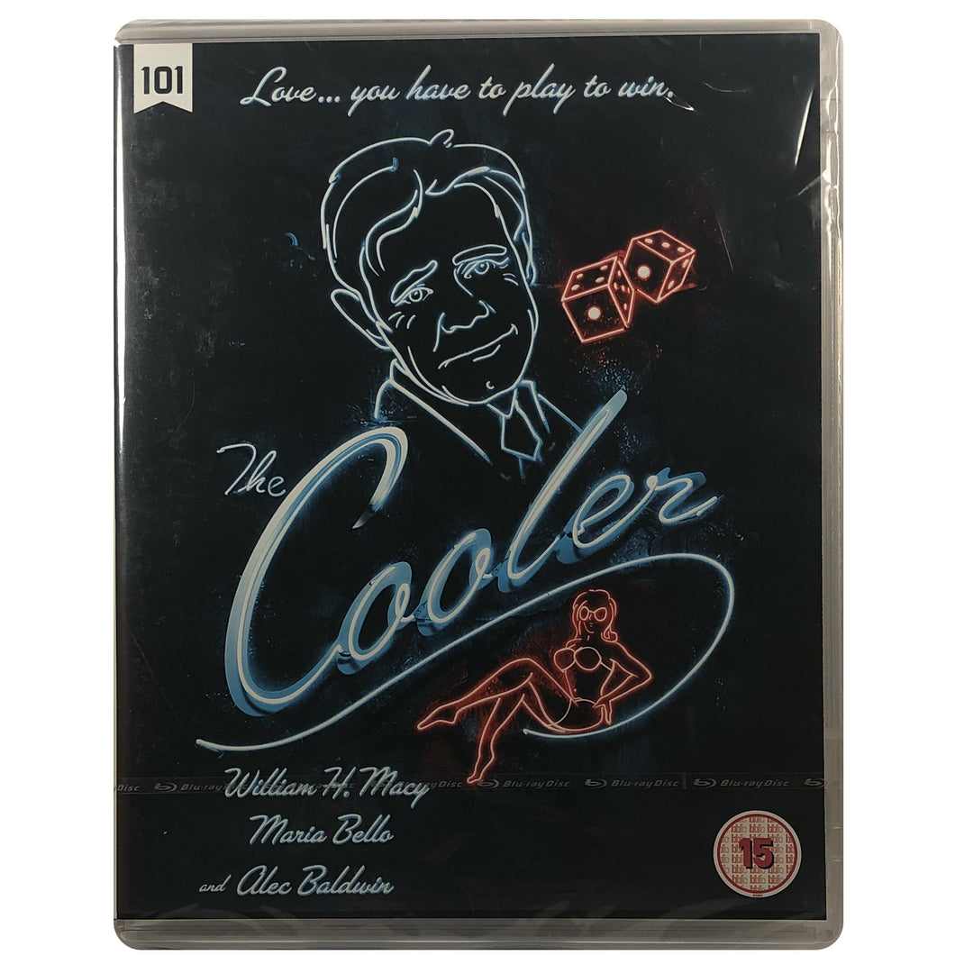 The Cooler Blu-Ray