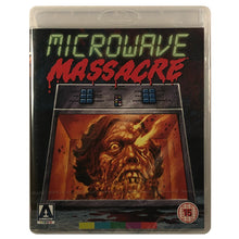 Load image into Gallery viewer, Microwave Massacre Blu-Ray