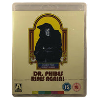 Dr. Phibes Rises Again Blu-Ray