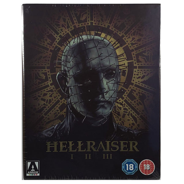Hellraiser Trilogy Blu-Ray Box Set