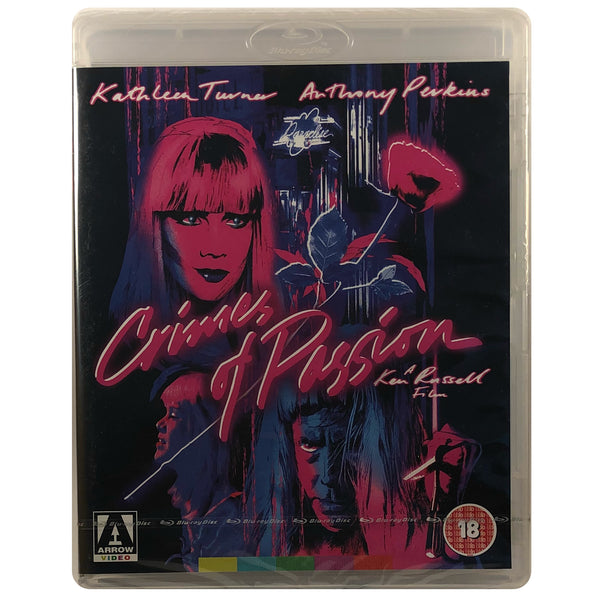 Crimes of Passion Blu-Ray