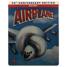 Load image into Gallery viewer, Airplane! Blu-Ray Steelbook