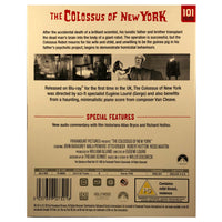 The Colossus of New York Blu-Ray