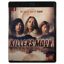 Load image into Gallery viewer, Killer's Moon Blu-Ray