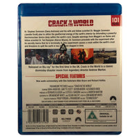 Crack in the World Blu-Ray