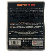 Load image into Gallery viewer, Howard the Duck Blu-Ray