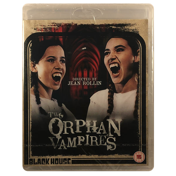 Two Orphan Vampires Blu-Ray