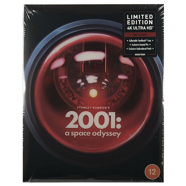 2001: A Space Odyssey 4K Steelbook - Titans of Cult Release