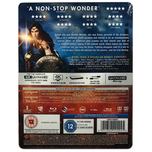 Load image into Gallery viewer, Wonder Woman 4K Steelbook