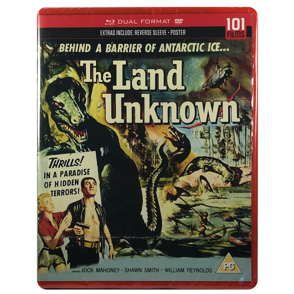 The Land Unknown Blu-Ray