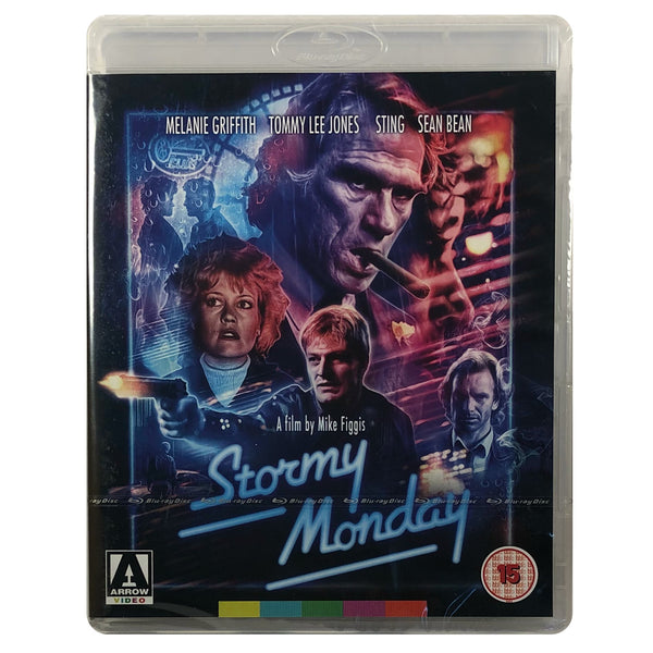 Stormy Monday Blu-Ray