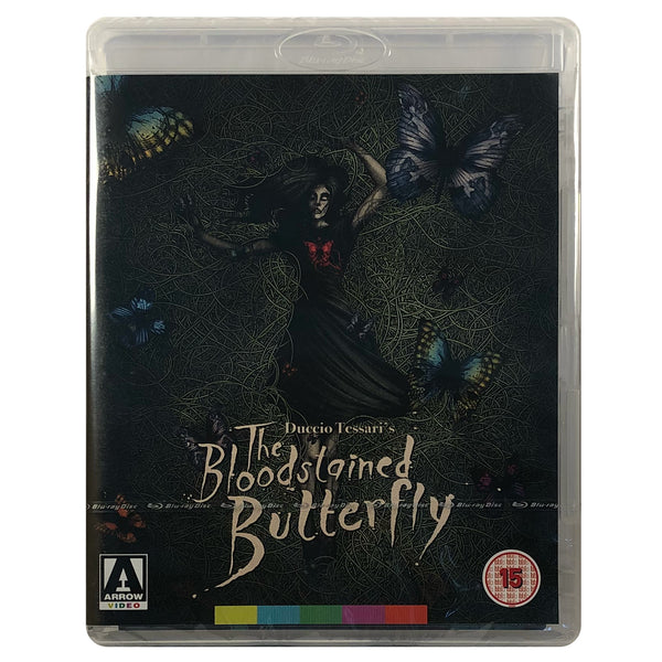 The Bloodstained Butterfly Blu-Ray