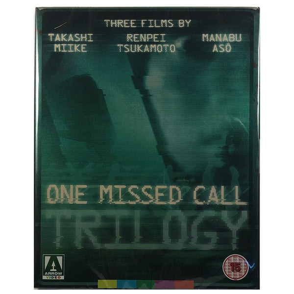 One Missed Call Trilogy Blu-Ray Box Set