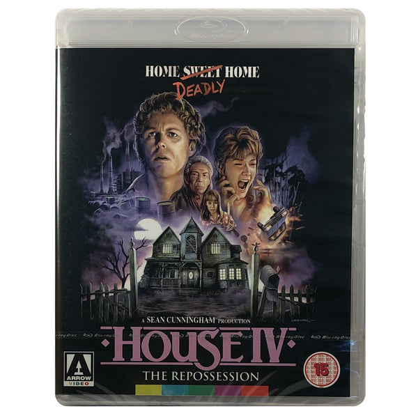 House IV: The Repossession Blu-Ray