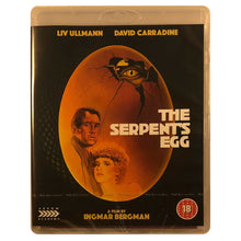 Load image into Gallery viewer, The Serpent's Egg Blu-Ray