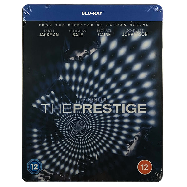 The Prestige Blu-Ray Steelbook