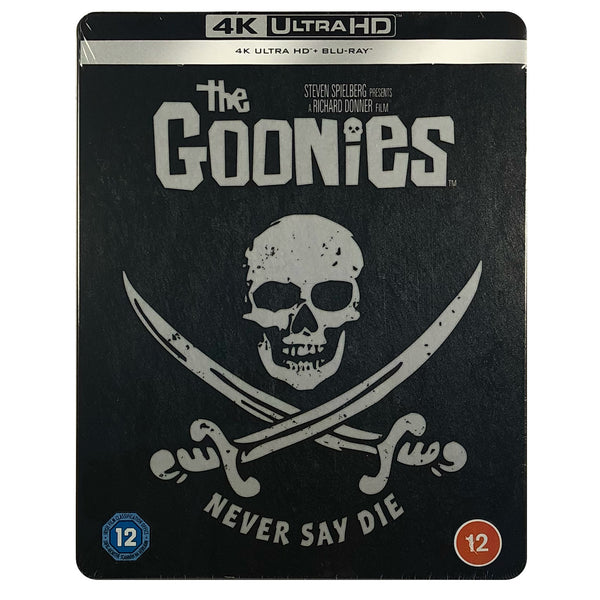 The Goonies 4K Steelbook