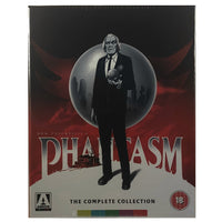 Phantasm - The Complete Collection Blu-Ray Box Set