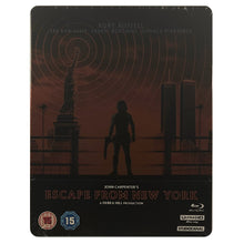 Load image into Gallery viewer, Escape from New York 4K Steelbook