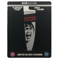 Psycho 60th Anniversary 4K Steelbook