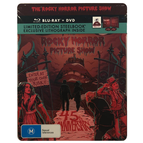 The Rocky Horror Picture Show Steelbook Blu-Ray