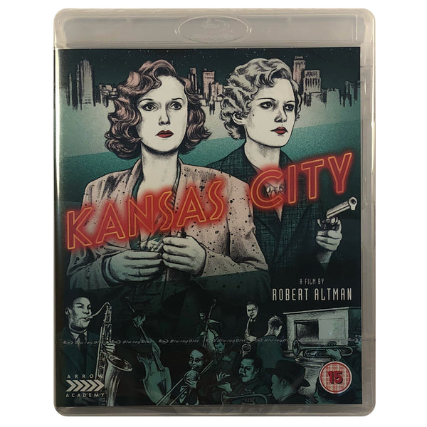 Kansas City Blu-Ray