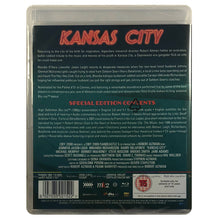 Load image into Gallery viewer, Kansas City Blu-Ray