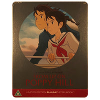 From Up On Poppy Hill Blu-Ray Steelbook