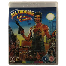 Load image into Gallery viewer, Big Trouble in Little China Blu-Ray