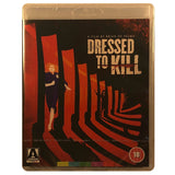 Dressed to Kill Blu-Ray