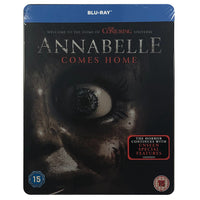 Annabelle Comes Home Blu-Ray Steelbook