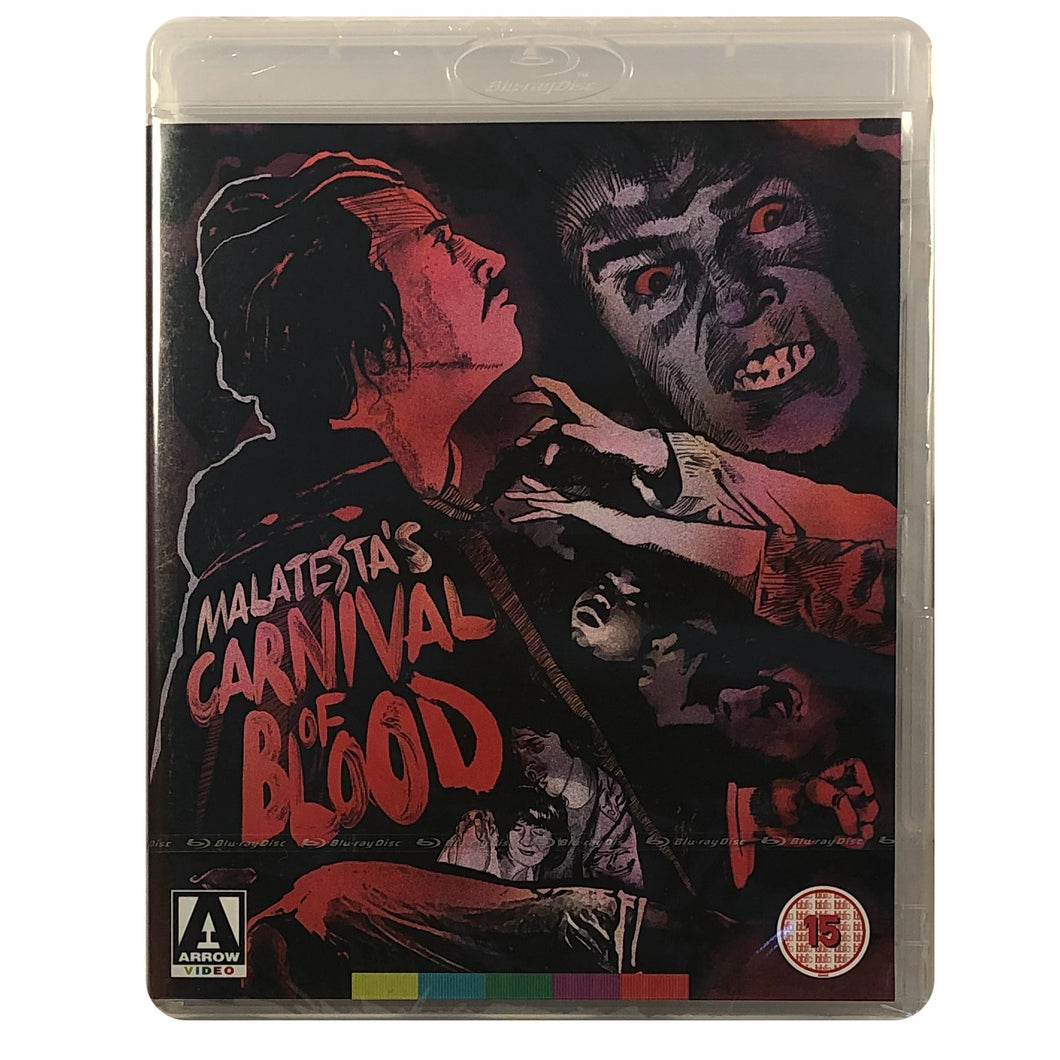 Malatesta's Carnival of Blood Blu-Ray