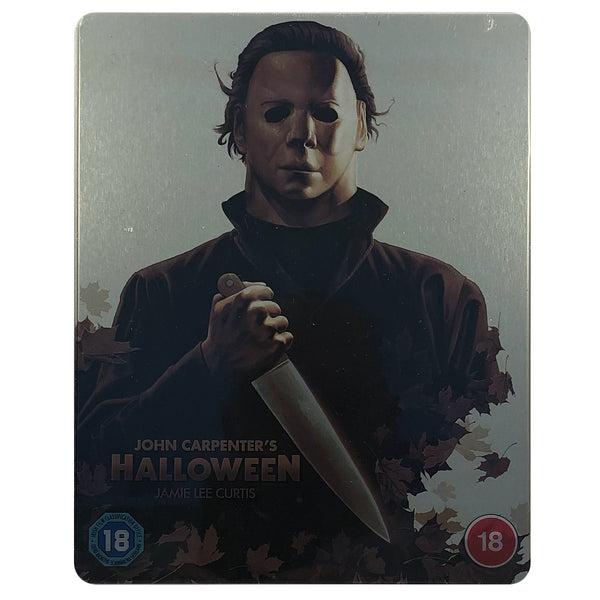 Halloween 4K Steelbook (with Clear Slipcover)