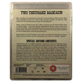 Two Thousand Maniacs Blu-Ray