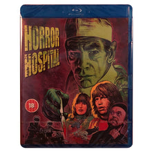 Load image into Gallery viewer, Horror Hospital Blu-Ray