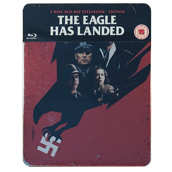 The Eagle Has Landed Blu-Ray Steelbook