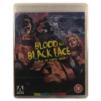 Blood and Black Lace Blu-Ray