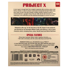 Load image into Gallery viewer, Project X Blu-Ray