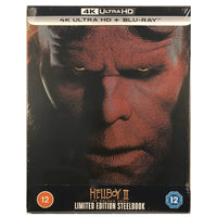 Hellboy 2 - The Golden Army 4K Steelbook