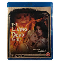 The Living Dead Girl Blu-Ray