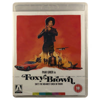 Foxy Brown Blu-Ray
