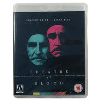 Theatre of Blood Blu-Ray