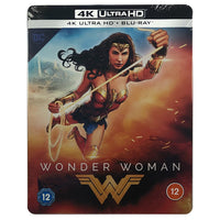 Wonder Woman 4K Steelbook